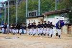 第25回新人戦リーグ大会 開会式